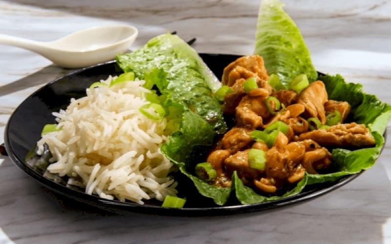 Lettuce Bowl Chicken